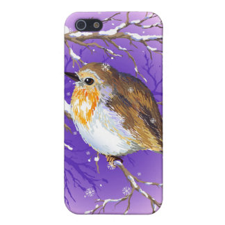 Robin 2 cover for iPhone 5/5S