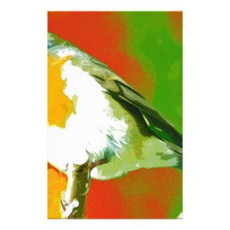 Robin Bird Stationery
