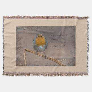 Robin blanket
