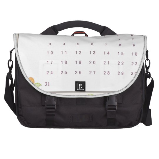 Robin Calendar Bags For Laptop