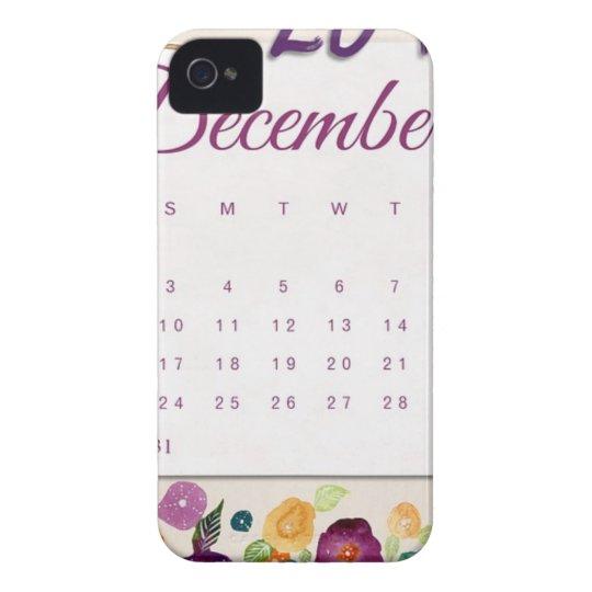 Robin Calendar Case-Mate iPhone 4 Cases