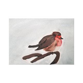 Robin Canvas