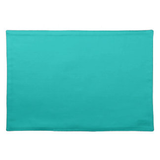 Robin Egg Blue Fashionable Color Matching Placemat