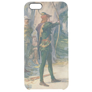 Robin Hood Clear iPhone 6 Plus Case