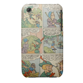 Robin Hood Kids iPhone 3G-3Gs Case