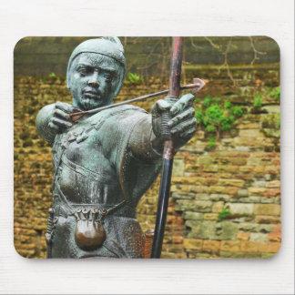 Robin Hood Mouse Pad