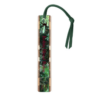 Robin Hood Rules Bookmark