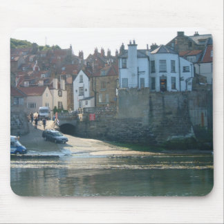 Robin Hoods Bay Mouse Pad