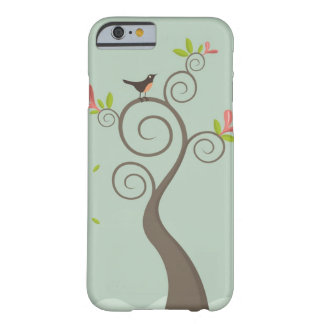 Robin In a Tree iPhone 6 case