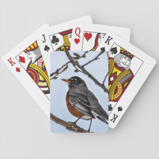 Robin Playing Cards