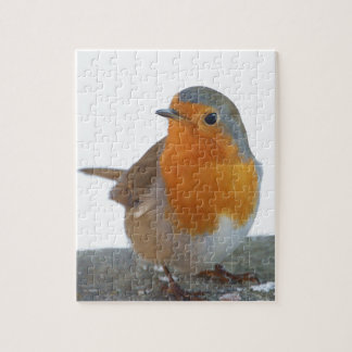 Robin Red Breast Jigsaw Puzzle