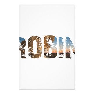 ROBIN STATIONERY