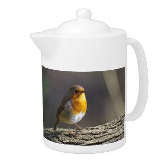 Robin Teapot