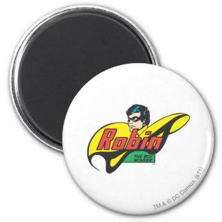 Robin The Boy Wonder Magnet