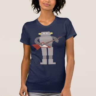 Robin the Rockin' Robot T Shirts