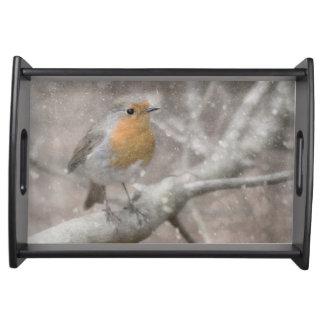 Robin tray