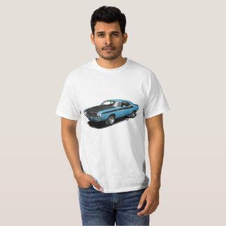 Robins Egg Blue Challenger classic car t-shirt