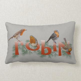 Robins Pillow (Grey)
