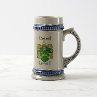 Robinson Coat of Arms Stein