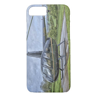 Robinson R44 helicopter iPhone 7 Case