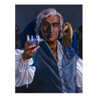 Robinton, Masterharper of Pern - Card Postcard