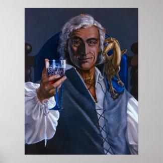 Robinton, Masterharper of Pern - Print or Poster