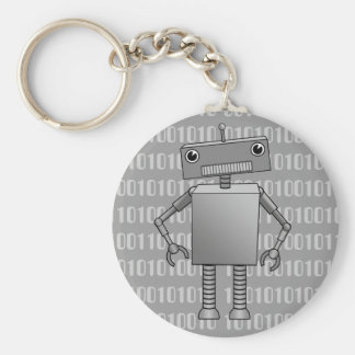 Robo-Boy Keyring