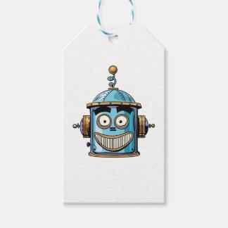 Robo Gift Tags