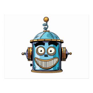 Robo Postcard