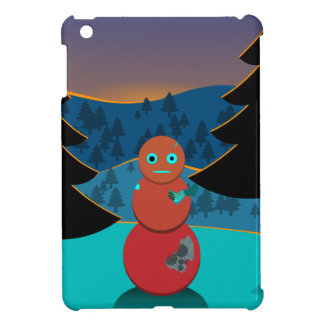 Robo' snowman case for the iPad mini