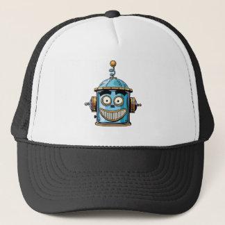 Robo Trucker Hat
