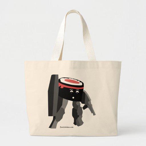 Roboboken! Bag