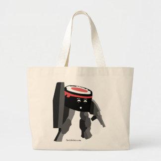 Roboboken! Jumbo Tote Bag