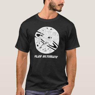 RoBoDisc_T-Shirt, PLAY ULTIMATE T-Shirt