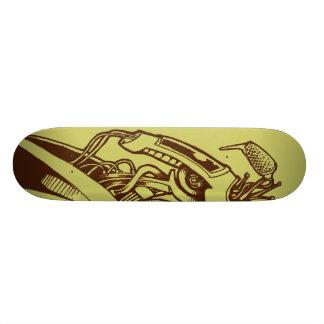 Robomic Skateboard