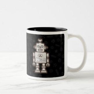 RoboMug Two-Tone Coffee Mug