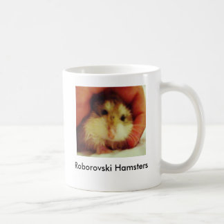 Roborovski Hamsters Home mug
