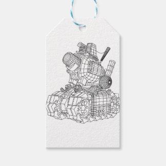 robot-2 gift tags