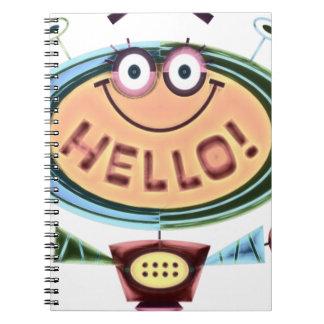 Robot 2 notebook