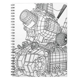 robot-2 notebooks