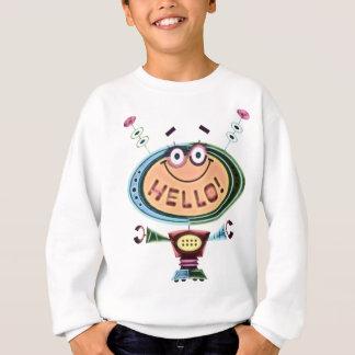 Robot 2 sweatshirt