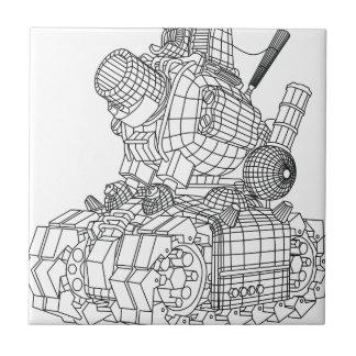 robot-2 tile