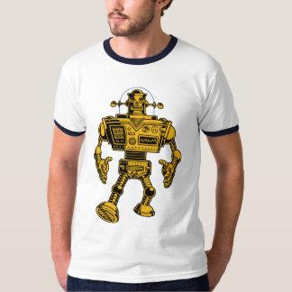 Robot 313 -gold T-Shirt
