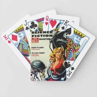 Robot Ants Bicycle Playing Cards