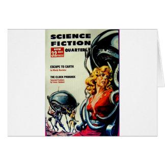 Robot Ants Card