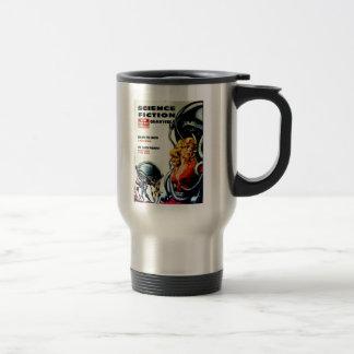 Robot Ants Travel Mug