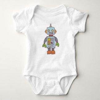 Robot Baby Bodysuit