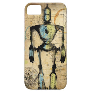 Robot Blueprint #1 Case For The iPhone 5