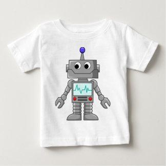 robot cartoon tee shirts