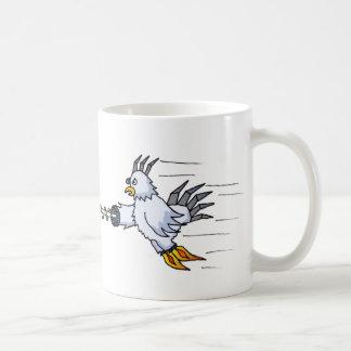 Robot Chicken Coffee Mug